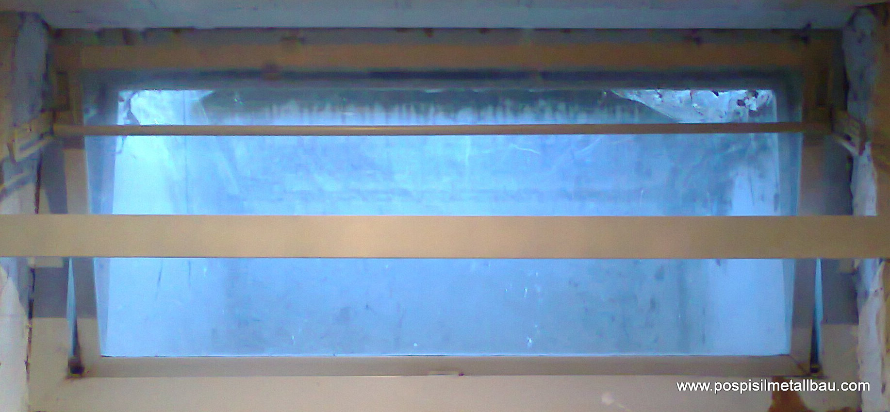Pospisil metallbau schlosserei 1220 wien for Kellerfenster einbruchschutz